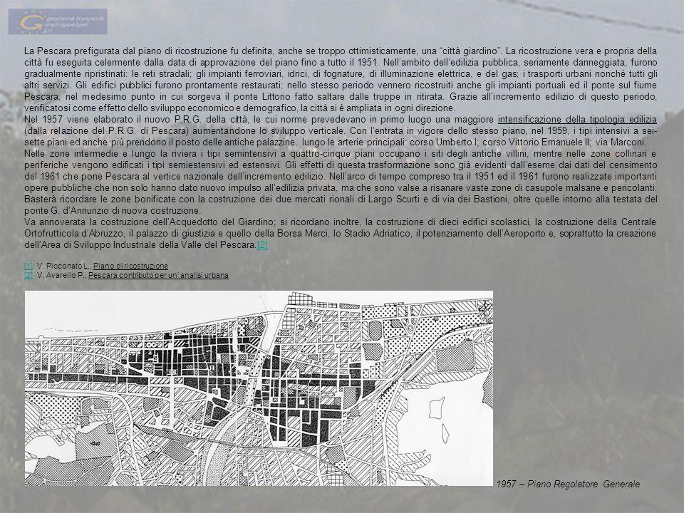 [1] V. Picconato L., Piano di ricostruzione